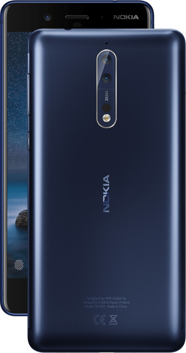 NOKIA 8 DS BLUE