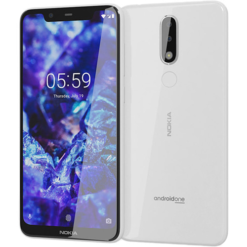 NOKIA NOKIA 5.1 PLUS DS WHITE
