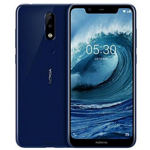 NOKIA NOKIA 5.1 PLUS DS BLUE