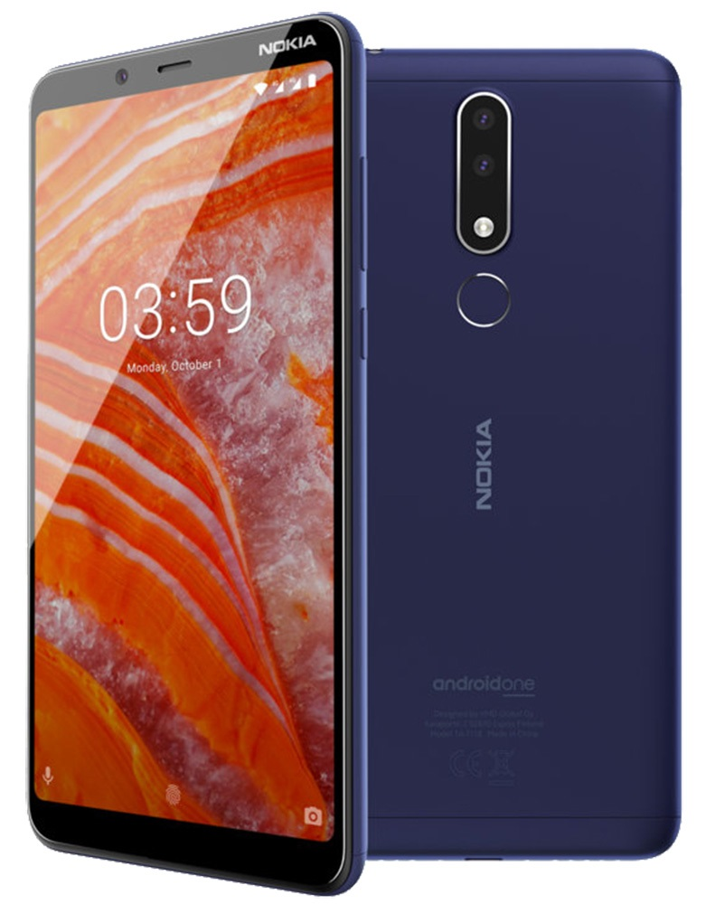 NOKIA 3.1 PLUS DS BALTIC