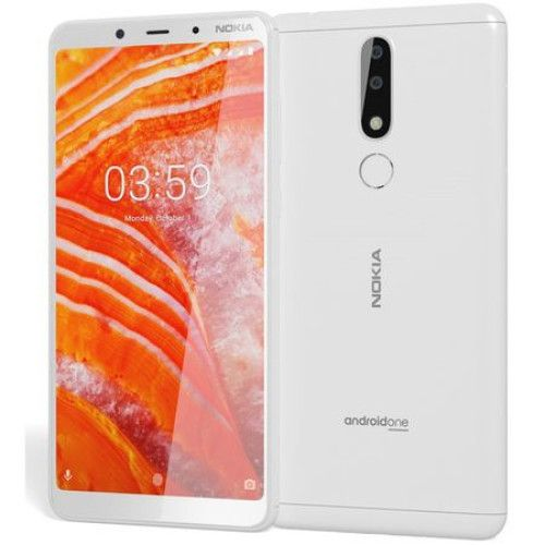 NOKIA 3.1 PLUS DS WHITE