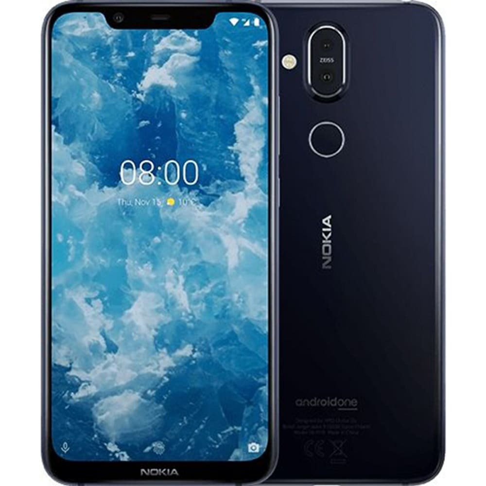 NOKIA 8.1 DS BLUE