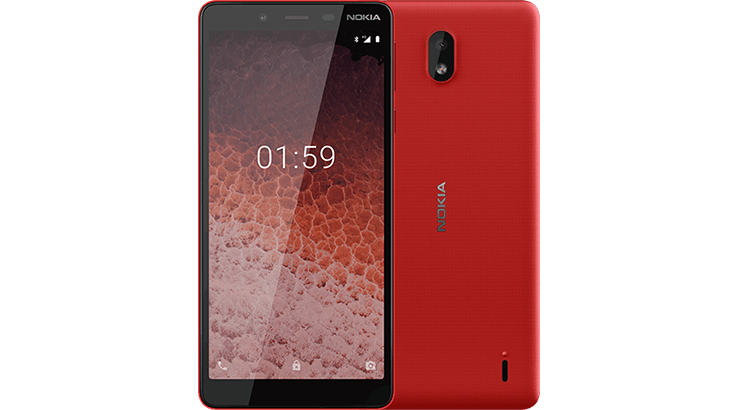 NOKIA 1 PLUS DS RED