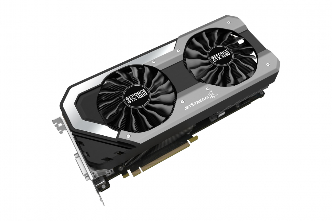 VC Palit nVidia GTX1080 Super Jetstream 8GB GDDR5X
