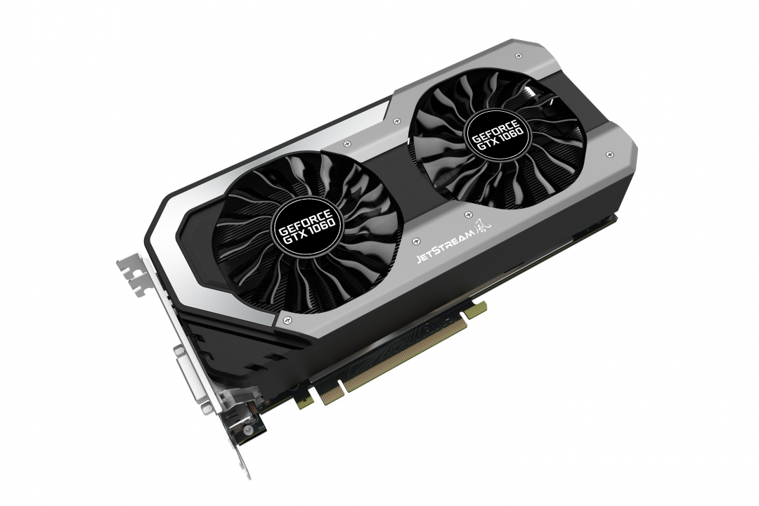VC Palit nVidia GTX1060 Super Jetstream 6GB GDDR5