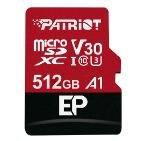 Patriot EP Series 512GB Micro SDXC V30