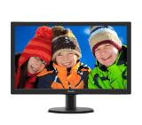 "Philips 243V5QHABA 23.6"" Wide MVA LED"