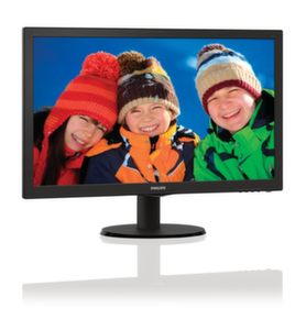 "Philips 21.5""Slim LED 1920x1080 FullHD"