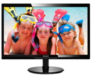 "Philips 24"" Slim LED 1920x1080 FullHD"