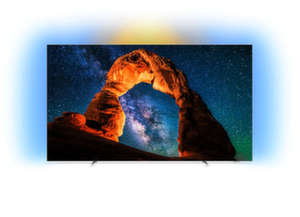 "Philips 55"" OLED 4K UHD LED Android TV"