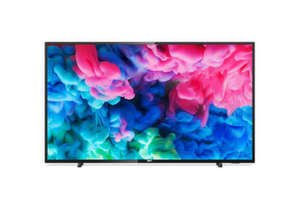 "Philips 65"" 4K Ultra HD"