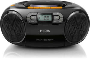 Philips CDрадиокасетофон