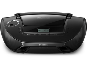 Philips CDрадиокасетофон, Digital Audio Broadcasting, CD, MP3-CD, USB