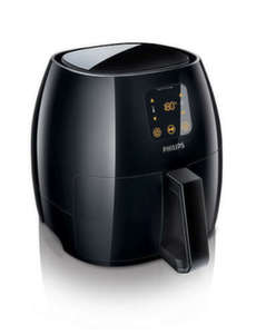 PhilipsУред за мултифункционално готвене  Avance Collection Airfryer XL with Rapid Air technology Black 1.2kg