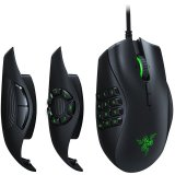 Razer Naga Trinity - Multi-color Wired MMO Gaming Mouse