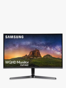 "Monitor Samsung C27JG50Q Curved 27"" LED"
