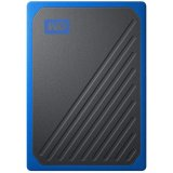 SANDISK 500GB SSD My Passport Go Black w