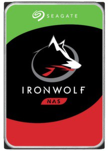 "PROMO! HDD Seagate IronWolf 16TB for NAS 3.5"" , SATA"