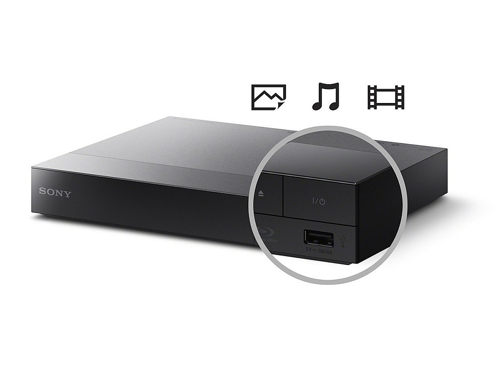 Sony BDP-S3700 Blu-Ray player with built in Wi-Fi, black-2-1-4