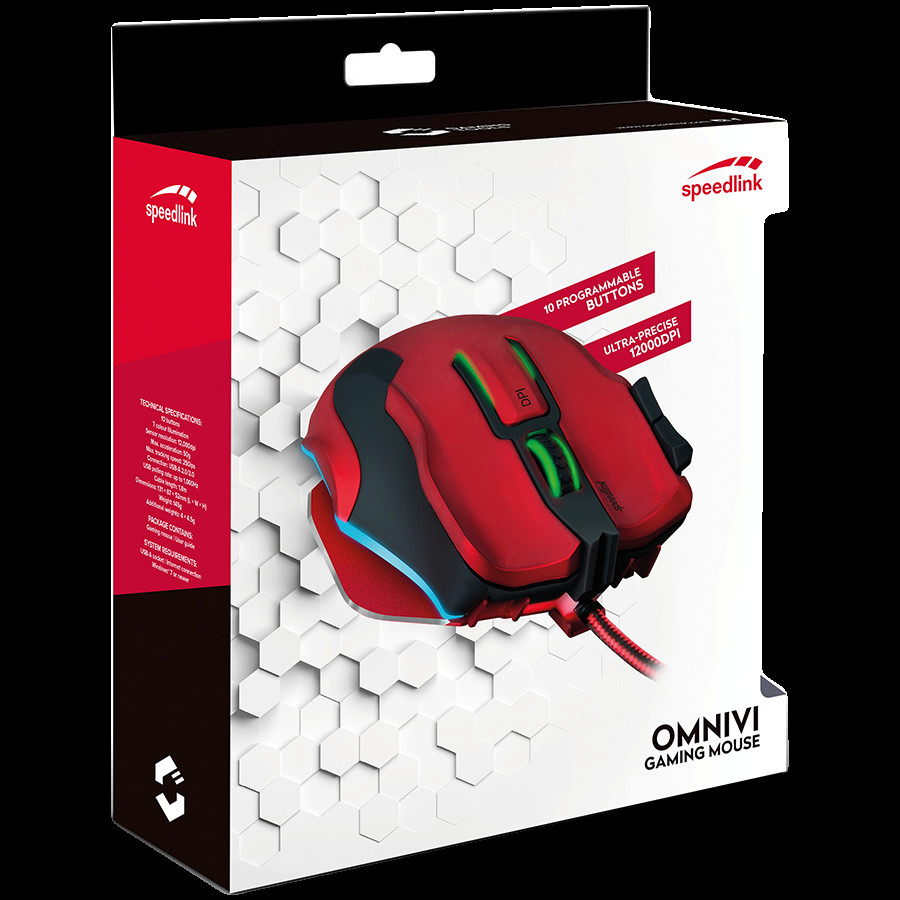 Speedlink OMNIVI Core Gaming Mouse-2-2-2