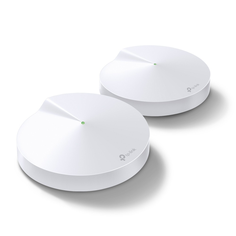 Безжична Wi-fi система TP-Link Deco M9 Plus AC2200 (2-pack)