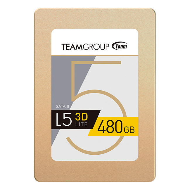 Team Group TEAM SSD L5 3D 480G 2.5INCH