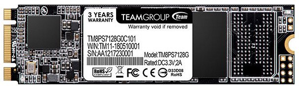 Team Group TEAM SSD MS30 128G M2 SATA