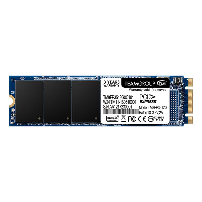 Team Group TEAM SSD MP32 512G M2 PCI-E