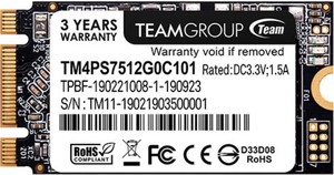 Team Group TEAM SSD MS30 512G M2 SATA