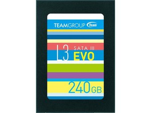 Team Group TEAM SSD L3 EVO 240G 2.5INCH