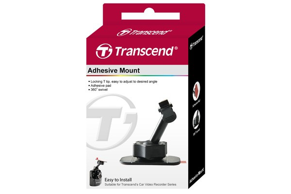 Transcend Adhesive Mount for DrivePro-2-1-4