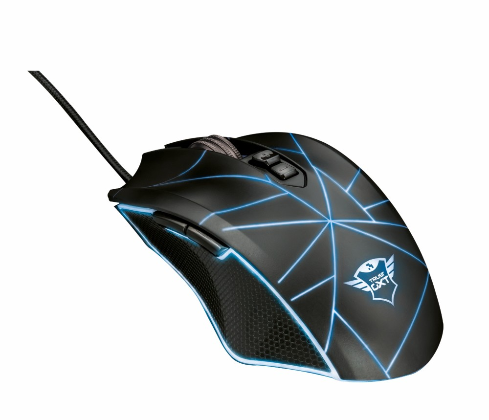 TRUST GXT 160 Ture Illuminated Gaming Mouse-2-2-2