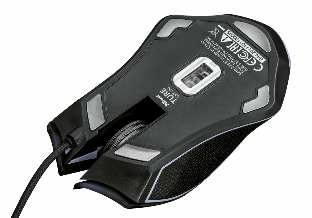 TRUST GXT 160 Ture Illuminated Gaming Mouse-2-2-4