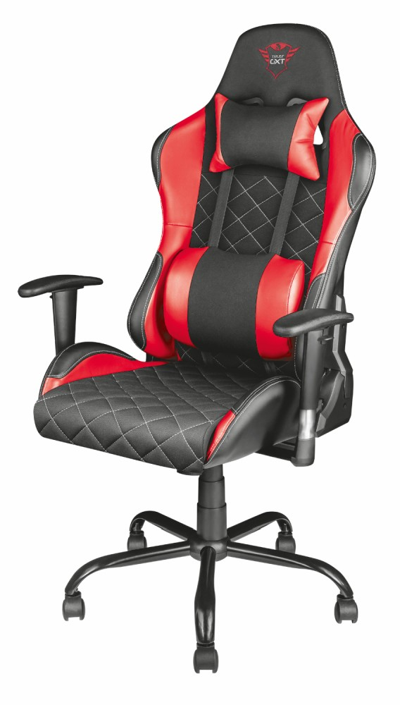 TRUST GXT 707R Resto Gaming Chair - red-1-3-3