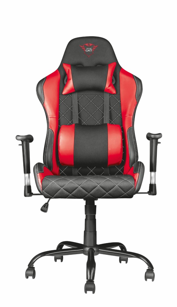 TRUST GXT 707R Resto Gaming Chair - red-2-1-4