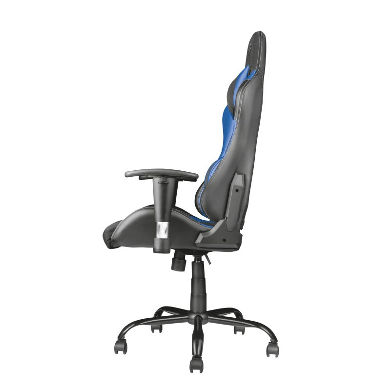 TRUST GXT 707B Resto Gaming Chair - blue-2-3-2