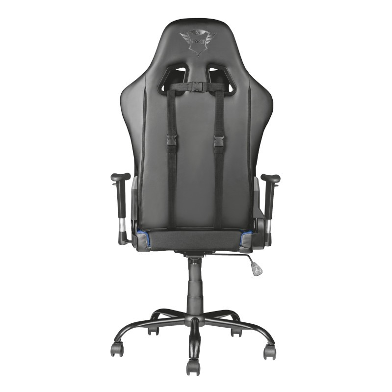 TRUST GXT 707B Resto Gaming Chair - blue-1-1-3