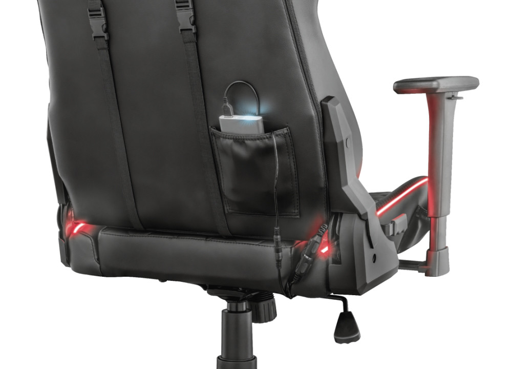 TRUST GXT 717 Rayza RGB Led Chair-2-3-2