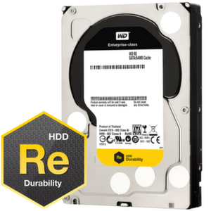 HDD 500GB SATAIII WD RE 7200rpm 64MB for servers