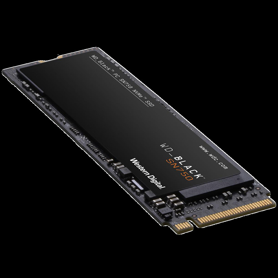 Western Digital SSD WD Black M.2 NVMe
