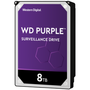 HDD 8TB SATAIII WD Purple 256MB for DVR/Surveillance 3