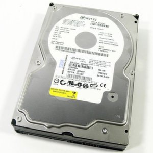 HDD 160GB SATAII RE 7200rpm 16MB cache Factory Recertified