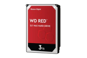 HDD 3TB SATAIII WD Red 256MB for NAS 3