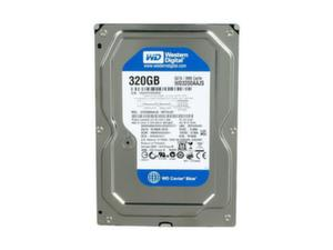 HDD 320GB SATAII Caviar Blue 7200rpm 8MB cache Factory
