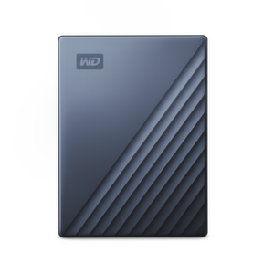 HDD 2TB USB-C MyPassport Ultra Blue Black 3 years