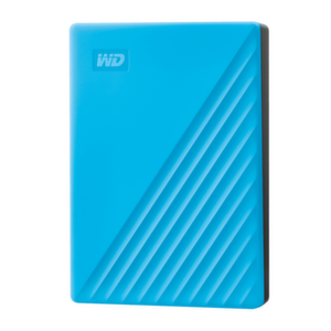 HDD 4TB USB 3.2 Gen 1 MyPassport Sky Blue