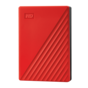 HDD 4TB USB 3.2 Gen 1 MyPassport Red 3