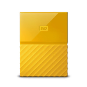 HDD 2TB USB 3.0 MyPassport Yellow 3 years warranty