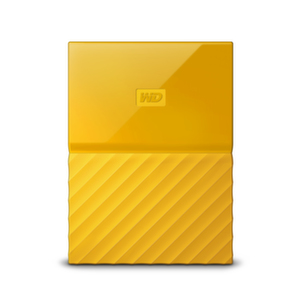 HDD 1TB USB 3.0 MyPassport Yellow 3 years warranty