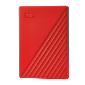 HDD 2TB USB 3.2 Gen 1 MyPassport Red 3